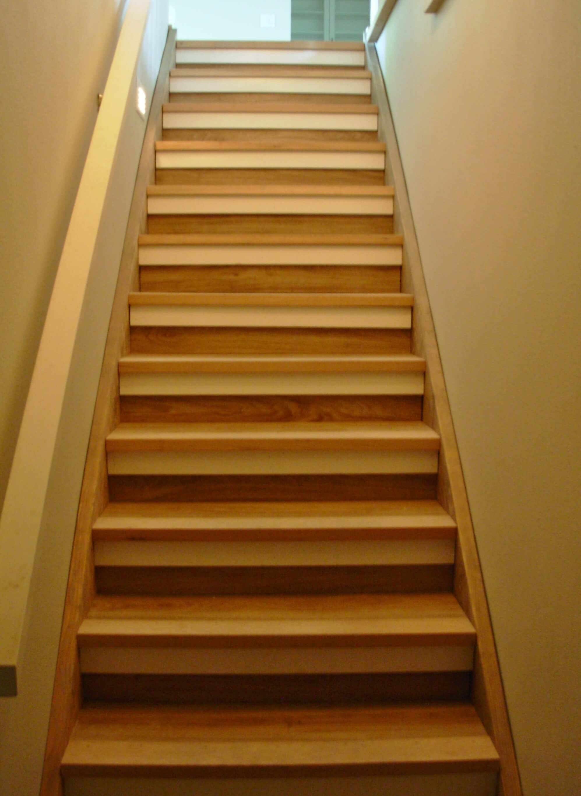 Basement Stairs Ideas: All American Contracting